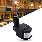 PIR Sensor Switch, IP64 Outdoor Waterproof Infrared