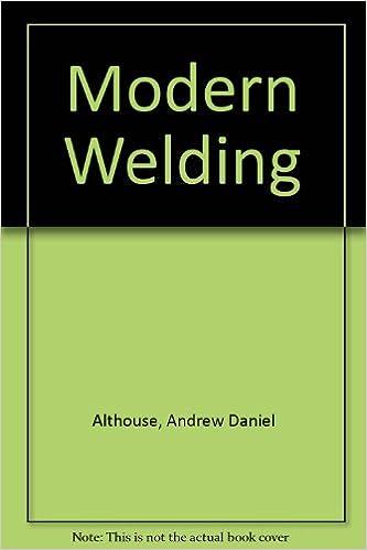 Modern Welding Lab ManualWorkbook
