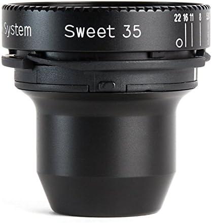 Lensbaby LBO35 Sweet 35 Optic with 12 Blade Internal Aperture