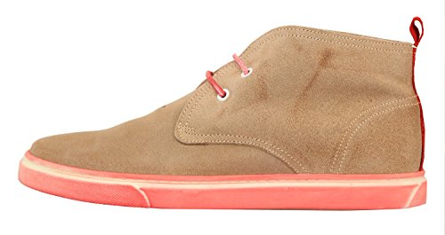 Hommes Sneakers Ylati Suede Baia 1504 Beige WY7Hdawq