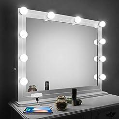 Vanity Mirror Lights Kit,LED Lights for ...