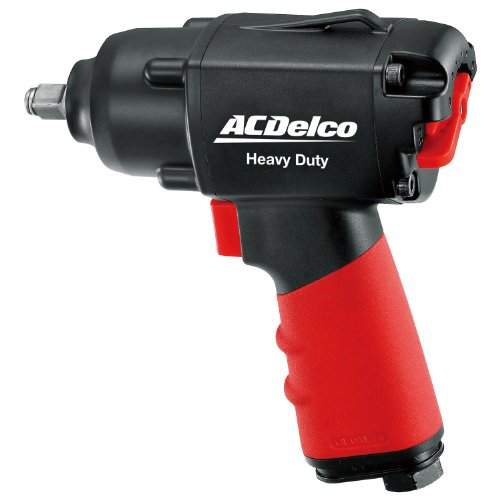 ACDelco BLOW-OUT OFFER! 3/8 Inch Heavy Duty Air Impact Wrench with Composite Body and Comfort Grip, ANI307