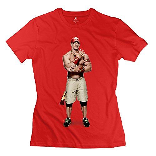 juj-wwe-john-cena-womens-cotton-tee-shirts-red-small