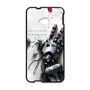Broken robot hand Cell Phone Case for HTC One M7