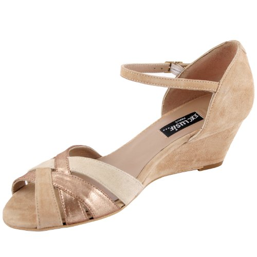 Exclusif Paris Kaitlin, Chaussures femme Sandales