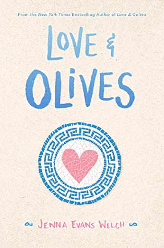 Book Cover: Love & Olives