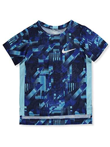 Nike Boys' Dri-Fit T-Shirt - Blue, 4t