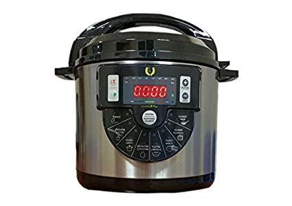 Robot De Cocina Olla Programable GRAN FINN MAYOR F PLUS Con Cubeta De  Cerámica Y Voz