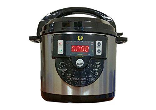 Robot de cocina Olla Programable GRAN FINN MAYOR F PLUS con Cubeta
