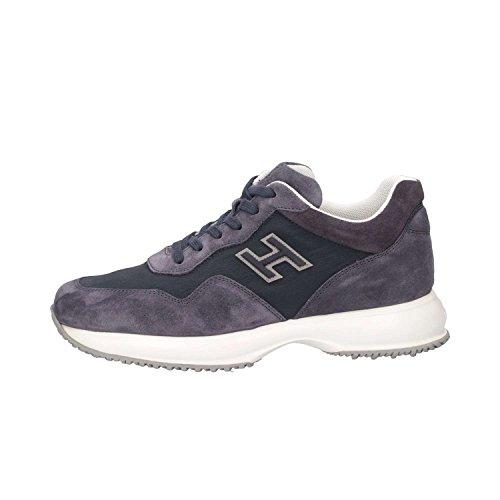 Hogan Junior HXR00N0V3118GMU810 Sneaker Baby Blau