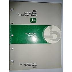 John Deere 100 Intermediate Rectangular Baler Tech