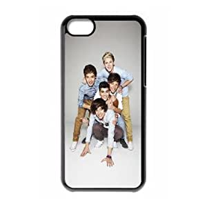 One Direction iPhone 5c Cell Phone Case Black phone component RT_217598