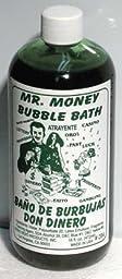 Mr. Money Bubble Bath-16 oz. bottle