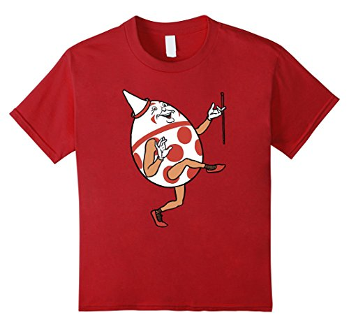 Humpty Dumpty Costume Amazon (unisex-child Humpty Dumpty Shirt Retro Vintage Nursery Rhyme T-Shirt 10 Cranberry)
