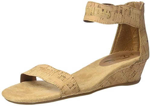 Aerosoles Womens Around Wedge Sandal