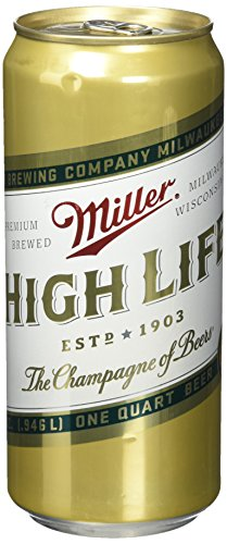 Beer Can Hidden Diversion Safe Miller High Life Stash