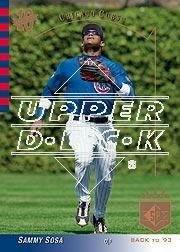 2003 SP Authentic Baseball Card #131 Sammy Sosa Near ()