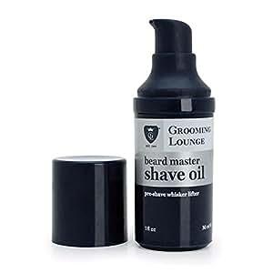Grooming Lounge Beard Master Shave Oil 1 fl oz
