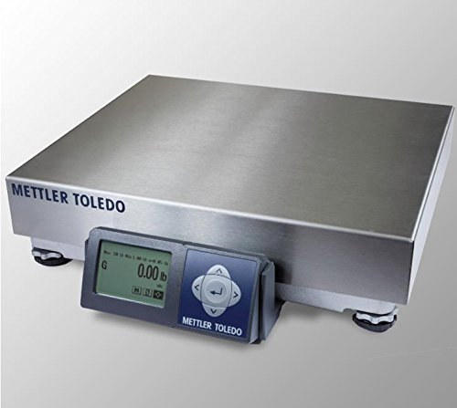 - Mettler Toledo Bench Scale BC-60U BC series Shipping UPS Bench Scale,NTEP Legal For Trade,RS232, 150 lb x 0.05 lb,New Replacement from Mettler for PS60