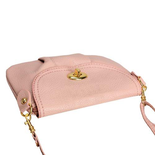 Hrph Mode-Frauen-Dame-Minihandtaschen -Schul arbeiten Geldbeutel Totes Umhängetasche