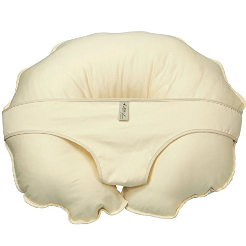 Leachco Infant Nursing Pillow (Organic Smart Cuddle-U Original Nursing Pillow)