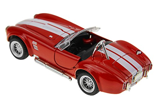 Review 1:32 Scale Alloy Shelby