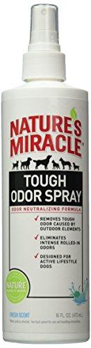 Nature's Miracle Tough Odor Spray, Fresh Scent, 16 fl. oz.