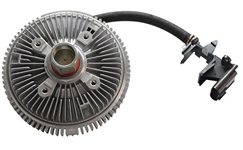 - TOPAZ 25790869 Electric Radiator Cooling Fan Clutch for 02-07 Chevy Trailblazer GMC Envoy Oldsmobile Bravada Saab 9-7X