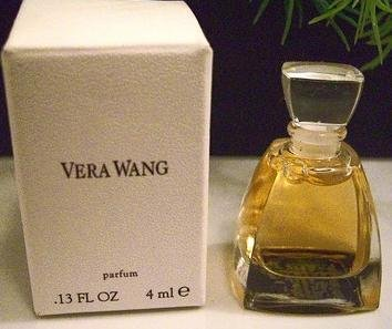 VERA WANG by Vera Wang for WOMEN: PARFUM .13 OZ MINI