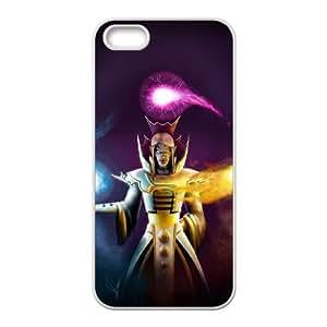 iPhone 5 5s Cell Phone Case White Defense Of The Ancients Dota 2 INVOKER Mvjpq