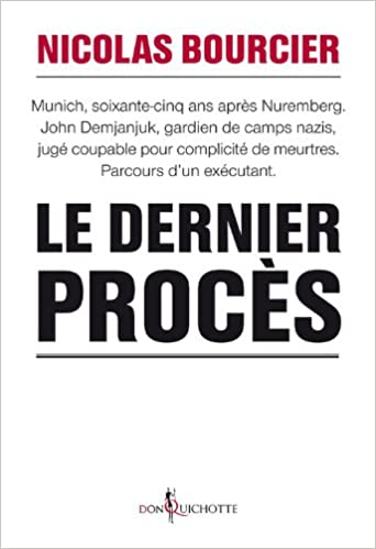 Lire un Le Dernier Procès pdf ebook