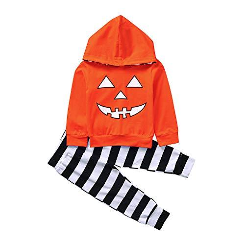YOCheerful Halloween Costume Set Infant Baby Boy