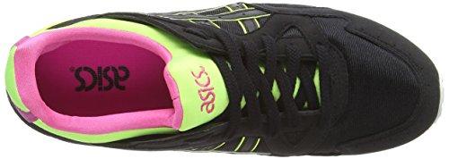 Basses Black Sneakers Noir Adulte Asics 9090 Mixte Black GS Gel Lyte V wqR4ZXp