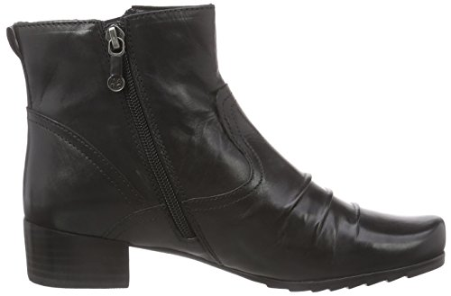 Negro ShoesMadina Schwarz Marc 100 Mujer botas black dftqFwq