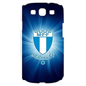 TPU Back Case Cover,Malm&ouml,Fotbollförening MFF Football Club Series Samsung Galaxy S3 Phone Case Cover,Popular Case Cover For Samsung Galaxy S3