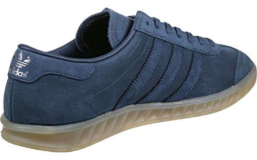 adidas Hamburg Calzado bleu beige