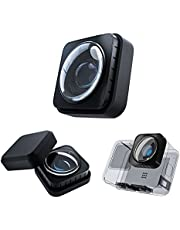 Adaptom Hero 9 Max Lens Mod with 155° Wide Angle Lens Adopt Anti-Skid and Waterproof Design, Replacement Lens for GoPro 9 Black Accessories