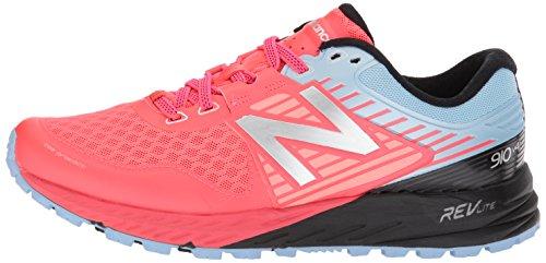Chaussures Femmes Balance Pour New rouge De Course Wt910v4 Rouge 1fBwq5