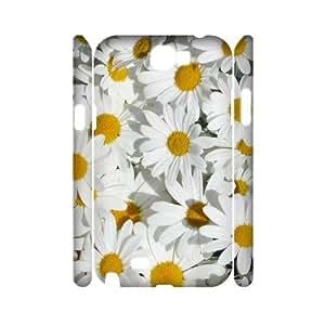 WEUKK Chrysanthemum Samsung Galaxy Note2 N7100 3D shell case, custom cover case for Samsung Galaxy Note2 N7100 Chrysanthemum, custom Chrysanthemum cell phone case