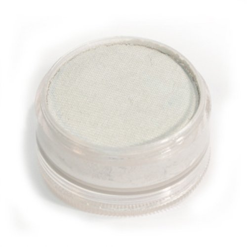 Wolfe Face Paints Metallic White product image