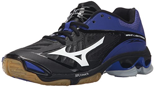 Wave Volleyball Z2 Women's Royal Black Shoe Mizuno Lightning wCvTI5vq