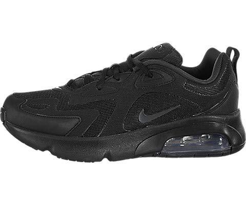 Nike Air Max 200 Black/Anthracite (GS) (7 M US Big Kid)