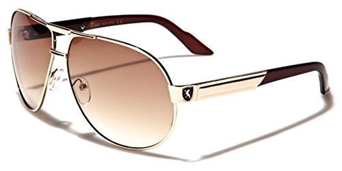 Premium Men's Fashion Aviator Retro 80's - Sunglasses Premium