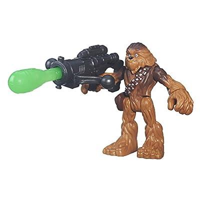 Playskool Heroes Galactic Heroes Star Wars Chewbacca: Toys & Games