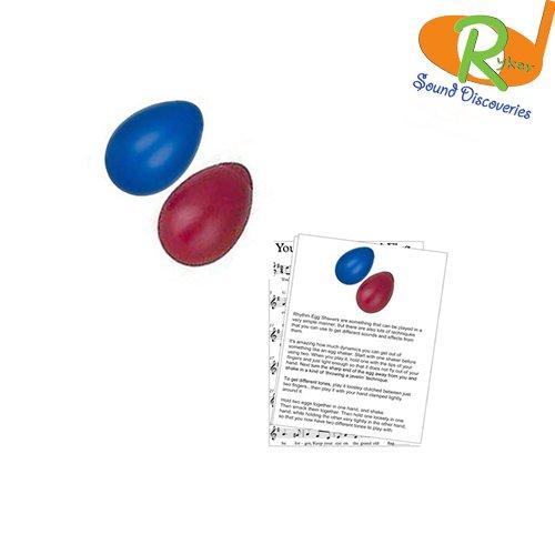 子供のリズムEgg Shakers w/ w Learn B01HH2ULYS to Play教育音楽パック – Weasel ( Pop。Goes the Weasel ) # rsdbrs B01HH2ULYS, ホウシュヤマムラ:bab7615b --- m2cweb.com