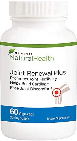 Newport Natural Health Joint Renewal Plus 60 Vege-Caps (30-Day Supply)