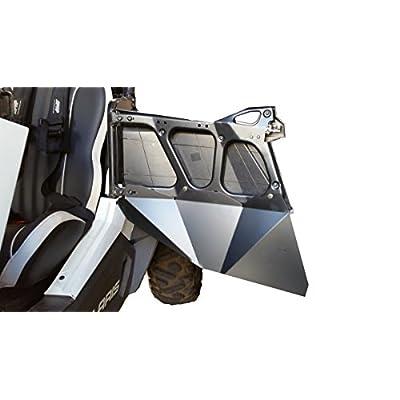 UTVGiant 2014-2020 Polaris RZR XP 1000 4 Door, and Turbo 4-Door, Lower Door Insert Panels: Automotive