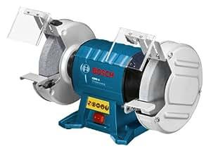 Bosch GBG 8 - Amoladora angular (16,4 kg) Azul, Plata