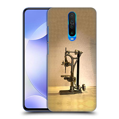 Official Celebrate Life Gallery Drill Press Tools Hard Back Case Compatible for Xiaomi Redmi K30 / 5G