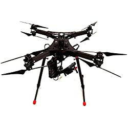xFold Rigs Travel-8URTF | Octocopter Drone Rig with 3 Axis Gimbal